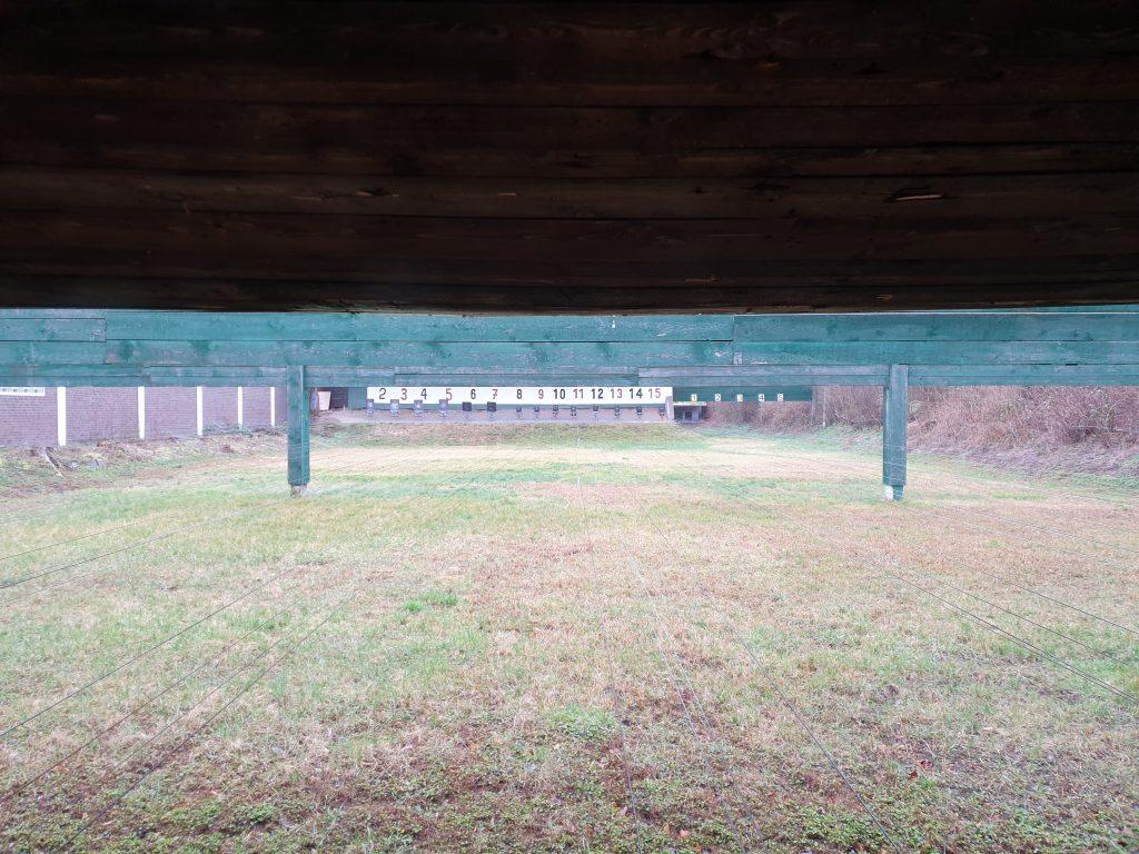 Kleinkalibergewehr 50m