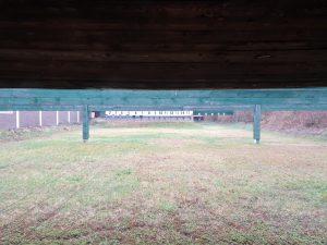 Kleinkaliberschießstand 50m Ansicht